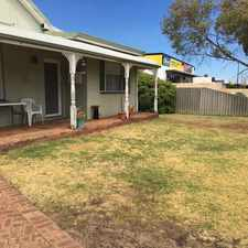 Rental info for 3 x 1 Character Home in East Bunbury