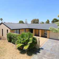 Rental info for Family home with swimming pool!
