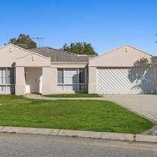Rental info for 4x2 REFURBISHED FAMILY HOME in the Perth area