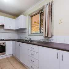 Rental info for Furnished or Unfurnished in the Perth area