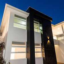 Rental info for STYLISH TOWNHOUSE in the Perth area