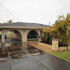 Rental info for ** HIGHEST QUALITY HOME AT A NEVER TO BE... in the Kallaroo area