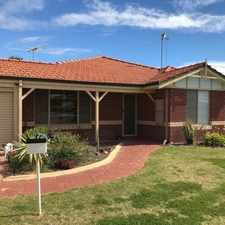Rental info for Spacious family home with Granny flat close by . . . in the Perth area