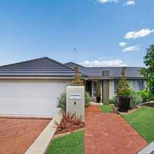 Rental info for EXECUTIVE STYLE LIVING WALK TO SCHOOLS AND TRANSPORT in the Sydney area