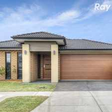 Rental info for Beautiful 4 Bedroom Home! in the South Morang area