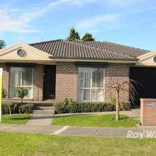 Rental info for Modern Living in the Melbourne area