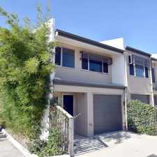 Rental info for :: AS NEW EXECUTIVE TOWNHOUSE OPPOSITE GLADSTONE HOSPITAL (10 IMAGES) in the Gladstone Central area