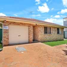 Rental info for BEAUTIFU BRICK VILLA in the Sydney area