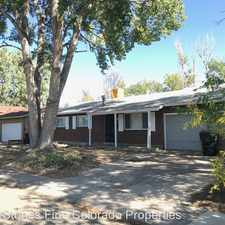 Rental info for 5526 Crystal Way in the Montbello area