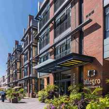 Rental info for Allegro in the Columbia Heights area
