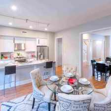 Rental info for Cathedral Commons in the Cathedral - Wesley Heights - McLean Gardens area