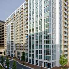 Rental info for Concord Crystal City in the Washington D.C. area
