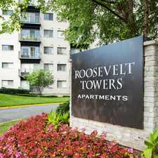 Rental info for Roosevelt Towers in the Arlington area