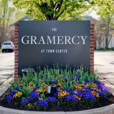 Rental info for The Gramercy at Town Center
