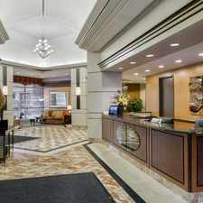 Rental info for The Metropolitan in the Bethesda area