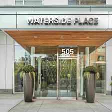 Rental info for Waterside Place