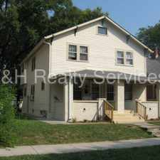 Rental info for 3941 Ruckle in the Indianapolis area