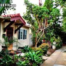 Rental info for $2000 1 bedroom House in Metro Los Angeles West Hollywood in the Los Angeles area