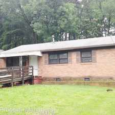Rental info for 2109 Rosetta Rd in the Greensboro area