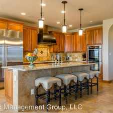 Rental info for 5801 Desert View Court