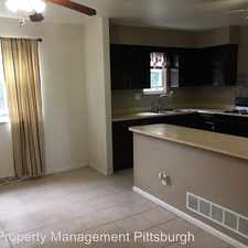 Rental info for 230 Old Leechburg Rd. in the Plum area