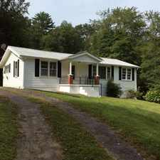 Rental info for 1045 Bell Hill Road