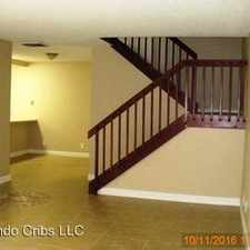 Rental info for 5373 Bamboo Court in the Florida Center North area
