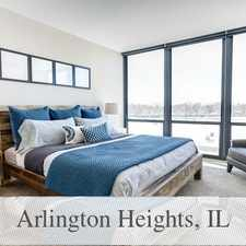 Rental info for Lovely Arlington Heights, 1 Bed, 1 Bath in the Arlington Heights area