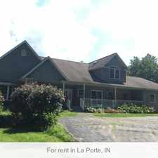 Rental info for Stunning 5000+ Ft County Estate. Washer/Dryer H... in the La Porte area