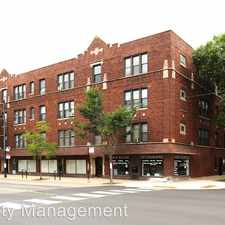 Rental info for 4101-13 N. Kedzie Ave./ 3148-56 W. Belle Plaine Ave