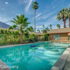 Rental info for 350 E Palm Canyon Drive in the Palm Springs area