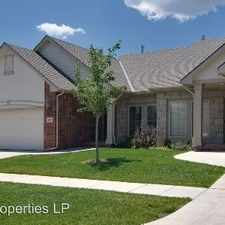Rental info for 9812 E 19th St N in the Wichita area