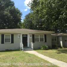 Rental info for 4765 Ivydale Drive