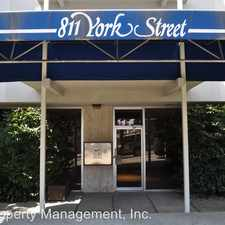 Rental info for 811 York Street #111 in the Lakeshore area