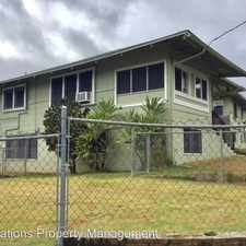 Rental info for 45-518 PAHIA ROAD, - 1 in the Kaneohe area