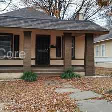 Rental info for 1037 Forrest,Memphis,TN 38112 in the Memphis area