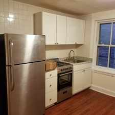 Rental info for 2213 Walnut Street in the Center City West area