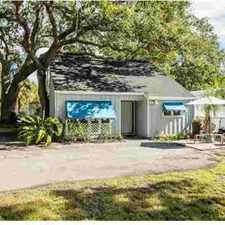 Rental info for 675 64th Ave S Saint Petersburg Three BR, Charming two-story home