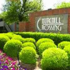 Rental info for Churchill Crossing Apartments