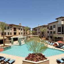 Rental info for Redstone At San Tan Village in the Gilbert area