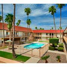 Rental info for Nottinghill Apartments in the Tucson area
