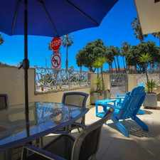 Rental info for $6500 1 bedroom Townhouse in West Los Angeles Santa Monica in the Los Angeles area