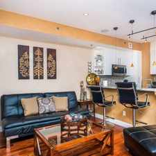 Rental info for $4000 1 bedroom Townhouse in Central San Diego Park West in the Core-Columbia area