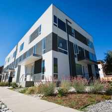 Rental info for $2999 2 bedroom Townhouse in Denver Central Capitol Hill in the Lakewood area