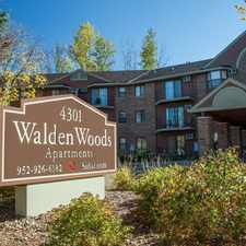 Rental info for Walden Wood