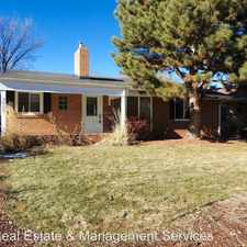 Rental info for 2959 Dexter St in the Park Hill area
