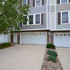 Rental info for 4319 153rd Street in the Urbandale area