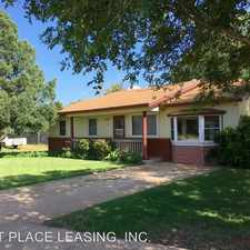 Rental info for 104 Lockwood Dr. in the Clovis area
