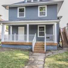 Rental info for 2846 Rutland Ave Unit #1 in the Des Moines area