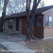 Rental info for 1410-1412 Terry St in the Longmont area